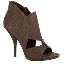 EVOKE -  GENUINE SNAKESKIN BOOTIES