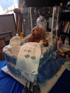 Baby Shower Diaper Bath Shower