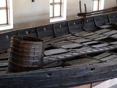 inside the oseberg ship