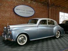 1964 Rolls-Royce Silver Cloud III $79,500