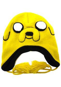 Adventure Time Jake Hat!  #jake #hats #hat #adventure #adventuretime #tv #shows #halloweencostumes