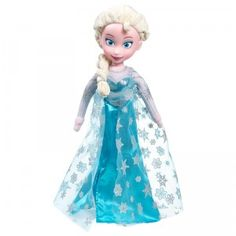 Disney Frozen Elsa Soft Doll from Just Play