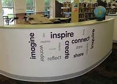 High School Library Decorating Ideas - Bing Images  Adhesive Type
