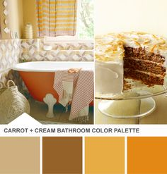 Color palette for first floor?
