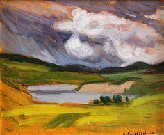 bofransson:  Helmer Osslund, Landscape