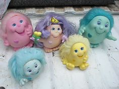 Vintage Playskool Hasbro Snugglebumm Lot