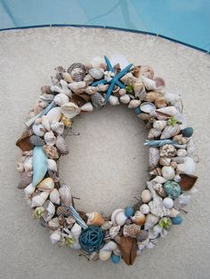 Making this for my beach inspired bathroom