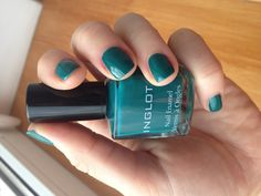 #inglot nail polish number 988... Great for fall!!!