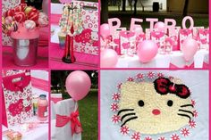 hello kitty birthday party ideas - Google Search