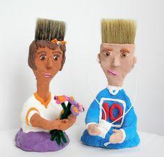 Brush Head People