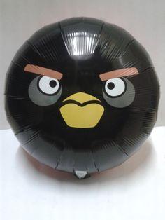 Decora con los personajes de Los Angry Bird.