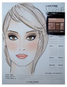 make up blog! Gives lots of tutorials on how to create different looks.