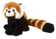 Cuddlekins Red Panda (12-inch) at theBIGzoo.com, an animal-themed superstore. red pandas, panda 12inch