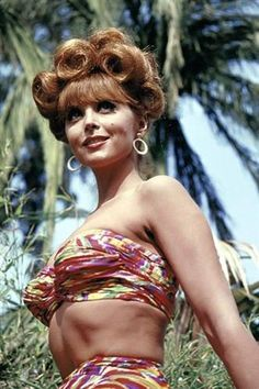 "Tina Louise as ""Ginger"""