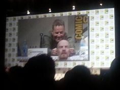 Bryan Cranston Wore A Really Terrifying Bryan Cranston Mask To Comic-Con - BuzzFeed Mobile