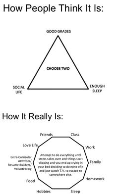 College. The truth