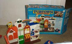 Tub Town...i loved this toy for the tub!!!