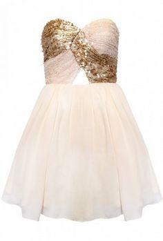 Sequin Prom Dress by OPULENCE ENGLAND £29 @girlmeetsdress