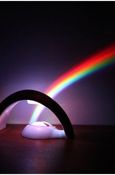 Rainbow in my Room (via @Feliciadep )