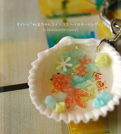 epoxy resin, shell jewelry, shell crafts, sea shells craft, resin crafts