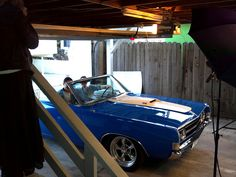 69 Ford Grand Torino,    Venice Beach by Real TV Films, via Flickr