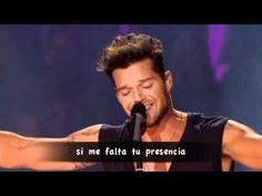 ▶ Ricky Martin - Perdido Sin Ti