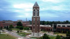 Muncie, Indiana - Ball State University.