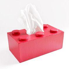diy cover box, lego diy, legos diy, kleenex box cover, tissue boxes, lego kleenex box, tissue box covers, lego storage, sinterklaa