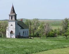 Love country churches