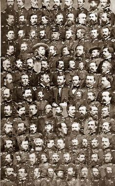 Civil War Union Generals