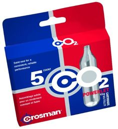 Crosman 5 Count 12g Powerlet CO2 cartridges Discount - http://mydailypromo.com/crosman-5-count-12g-powerlet-co2-cartridges-discount.html