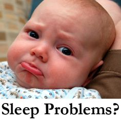 Advice on handling common baby sleep problems common babi, pouti lip, babi sleep, baby sleep, sleep problem, handl common