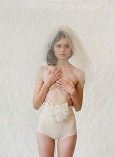 Bridal silk flower belt - Soft and light - Style 138 - Made to Order. $175.00, via Etsy.