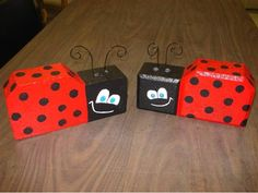 lady bug pavers