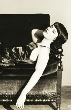 Louise Brooks in The Canary Murder Case (1929)