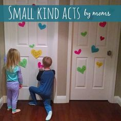 Toddler Approved!: Small Kind Acts by Moms