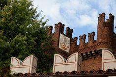 Particolare del Borgo Medievale #Torino