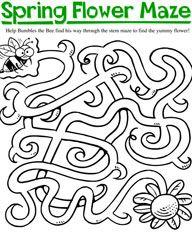 Spring Maze