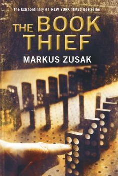 The Book Thief by Markus Zusak. Hauntingly beautiful. It will make your heart ache.