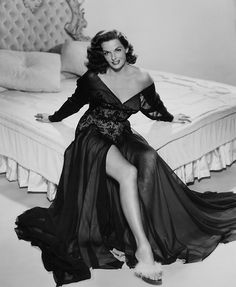 Happy Birthday! Jane Russell (June 21, 1921- February 28, 2011)
