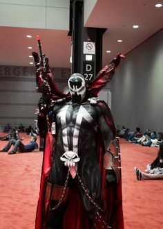 Awesome Spawn cosplay!!  Spawn at C2E2 - Picture by Bugdodger