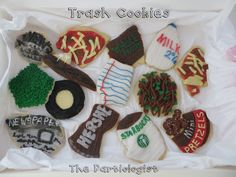 The Partiologist: Trash Cookies!