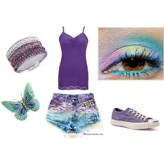 Spring, created by monroe5150 on Polyvore