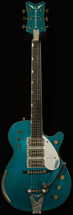 Heaven's missing one Gretsch Masterbuilt