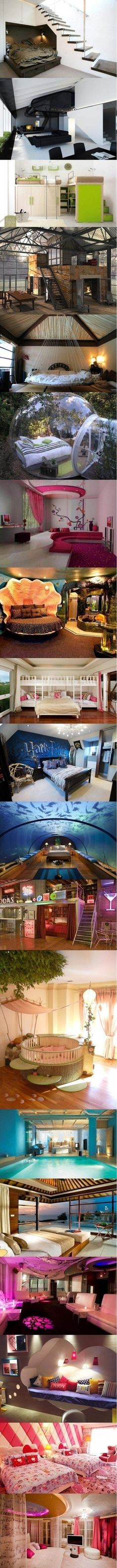 awesome bedrooms
