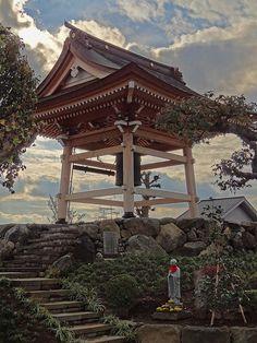 Shōjō-ji Temple's Bell    Koga City, in Ibaraki Prefecture, Japan via flickr