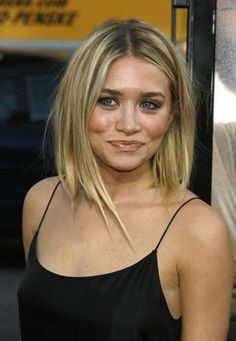 The haircut I want but I am too chicken to get. AND, I wont get it. The Lob (long -bob)