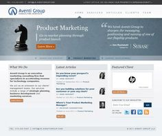 Aventi Group — Website