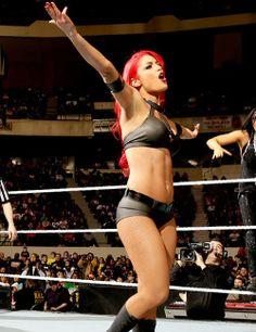 Eva Marie #WWE #Diva #AllRedEverything