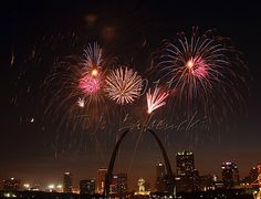 st louis weather 4th of july